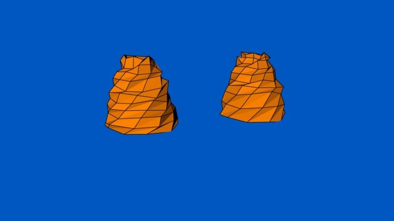 Influencer la réduction de polygones... Reduc210