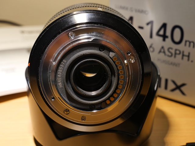 [VENDS] Objectif Lumix G Vario 14-140mm f/3.5-5.6 ASPH (H-FS14140) P1010213