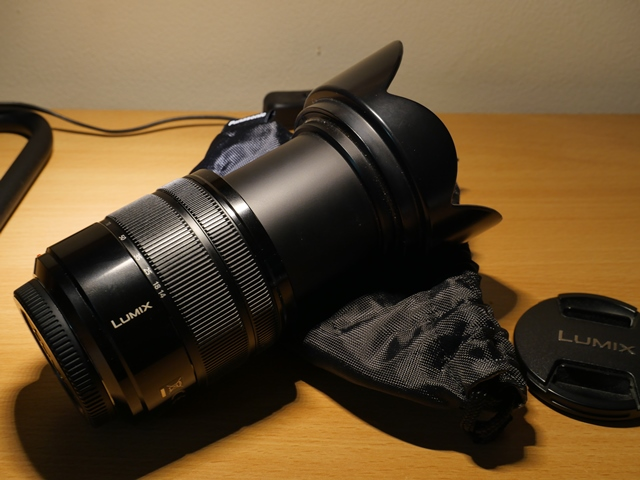[VENDS] Objectif Lumix G Vario 14-140mm f/3.5-5.6 ASPH (H-FS14140) P1010214