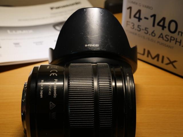 [VENDS] Objectif Lumix G Vario 14-140mm f/3.5-5.6 ASPH (H-FS14140) P1010215