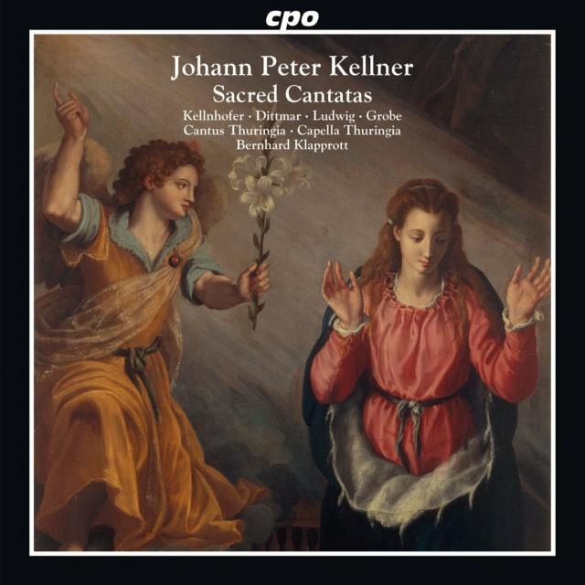 Johann Peter Kellner (1705-1772) 81fsh512