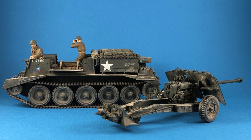 Crusader Gun Tractor et 17 Pdr 1/35 Img_9311