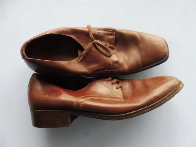 The battledress in use by the Belgian army (1945-1979) Shoes10