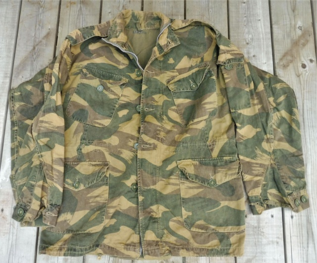 Unknown Camouflage Smock Smock_13