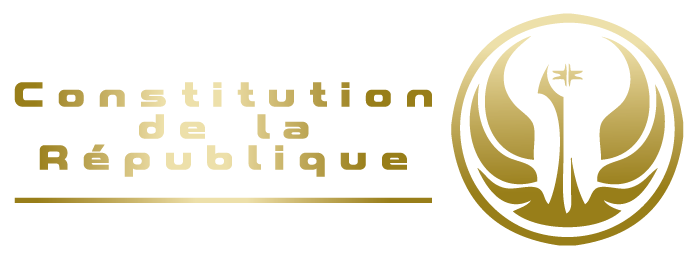 Constitution de la République Consti13