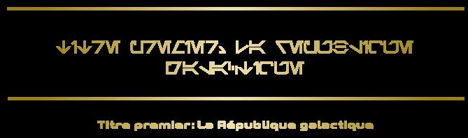 Constitution de la République Titre-11