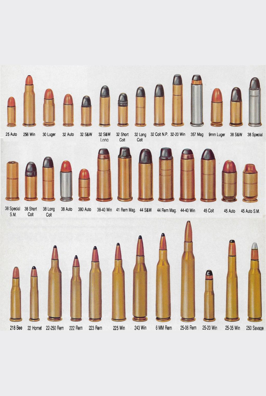 Munitions Winchester au catalogue US de 1976 Cartou17