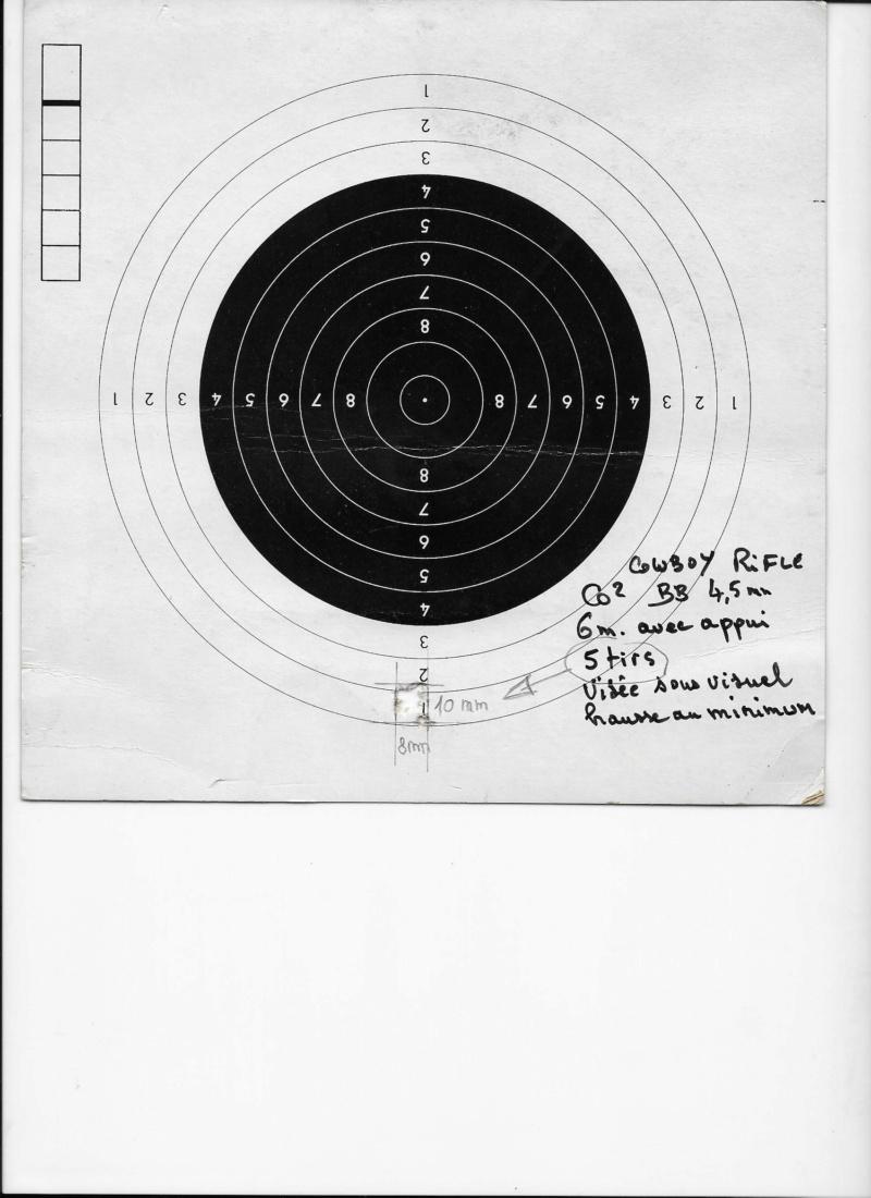 La Cowboy Rifle ou la Winchester 94 revue par Umarex Essai_10