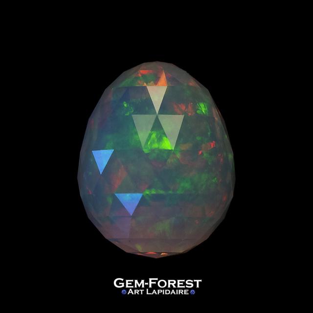 Joyeuse Pâques : Sweet Opal Egg 111