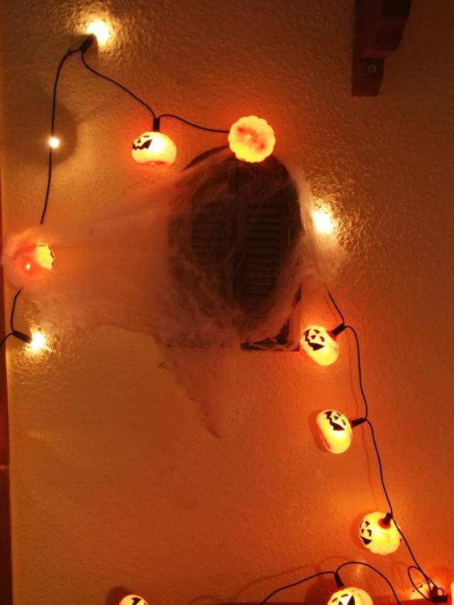 Halloween Deko  Hallow10