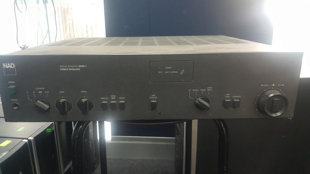 nad 3240pe Stereo Amp 20180810