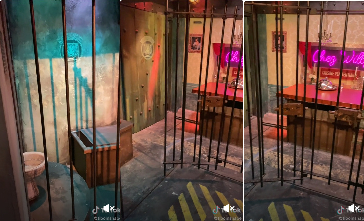 Photos des tournages Fort Boyard 2021 (production + candidats) - Page 38 Prison10