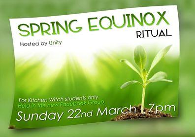 Spring Equinox Ritual Spring10