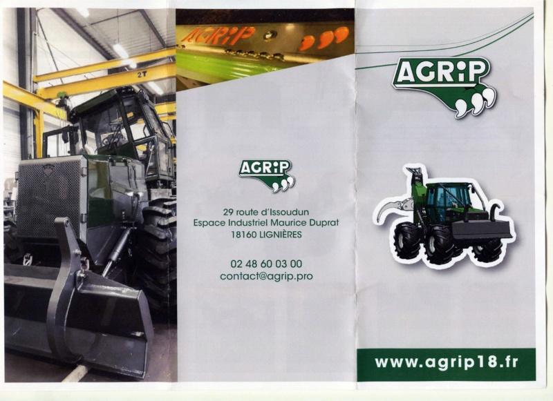 demarage AGRIP MD250 moteur DEUTZ 6 cylindres  Img20710