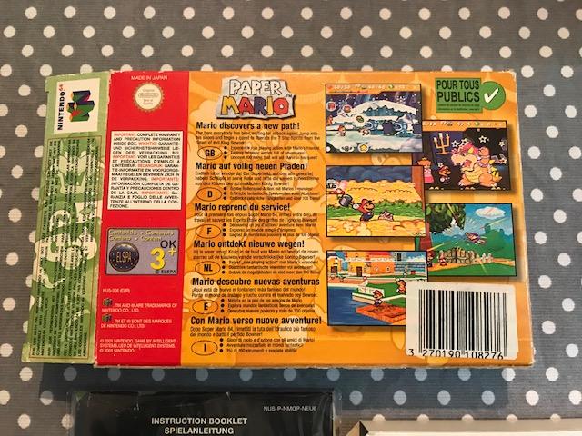 [ESTIM] GAMECUBE PANASONIC Q / N64 PIKACHU / JEUX EN BOITE N64, NES, GC Img_1912