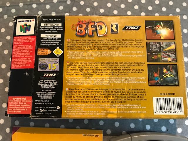 [ESTIM] GAMECUBE PANASONIC Q / N64 PIKACHU / JEUX EN BOITE N64, NES, GC Img_1951