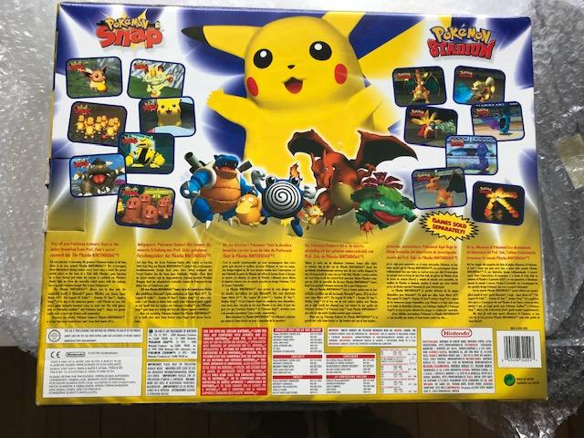 [ESTIM] GAMECUBE PANASONIC Q / N64 PIKACHU / JEUX EN BOITE N64, NES, GC Img_2011