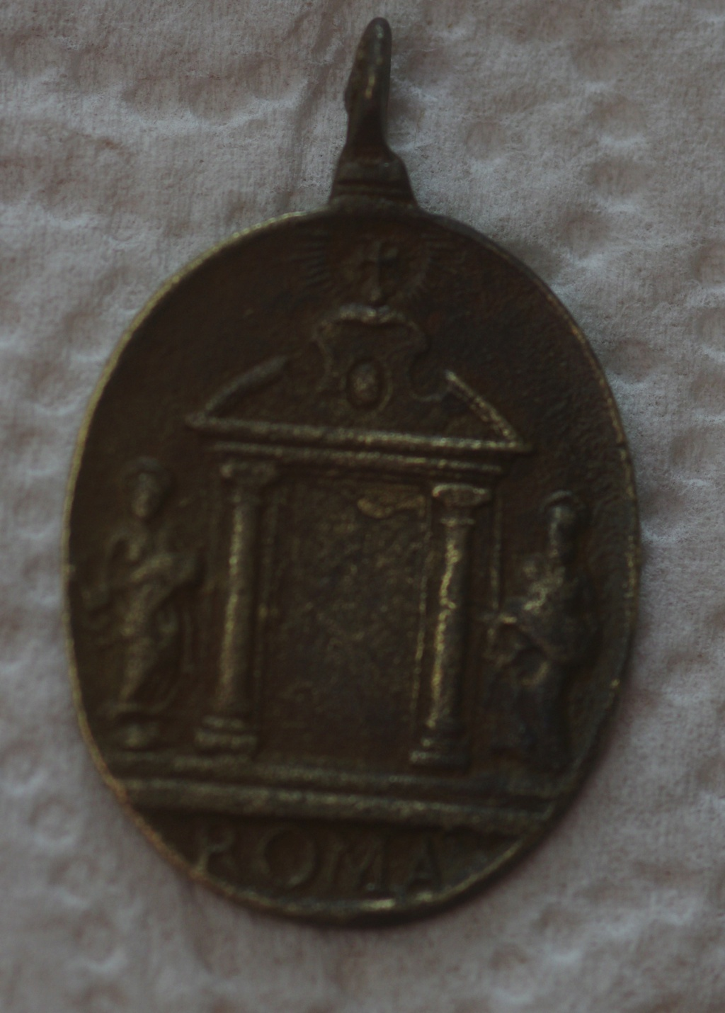medallas religiosa du xvii eme siecle Phot0314