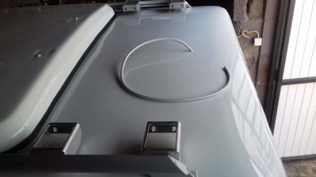 Installation panneau solaire eriba 530 Pannea29