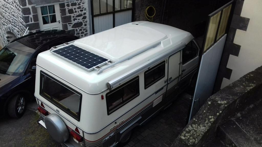 Installation panneau solaire eriba 530 Pannea33