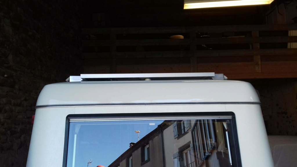 Installation panneau solaire eriba 530 Pannea35