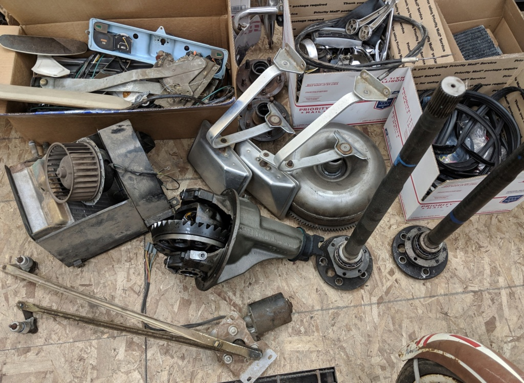 Tons of good A100/108 parts!!! Img_2017