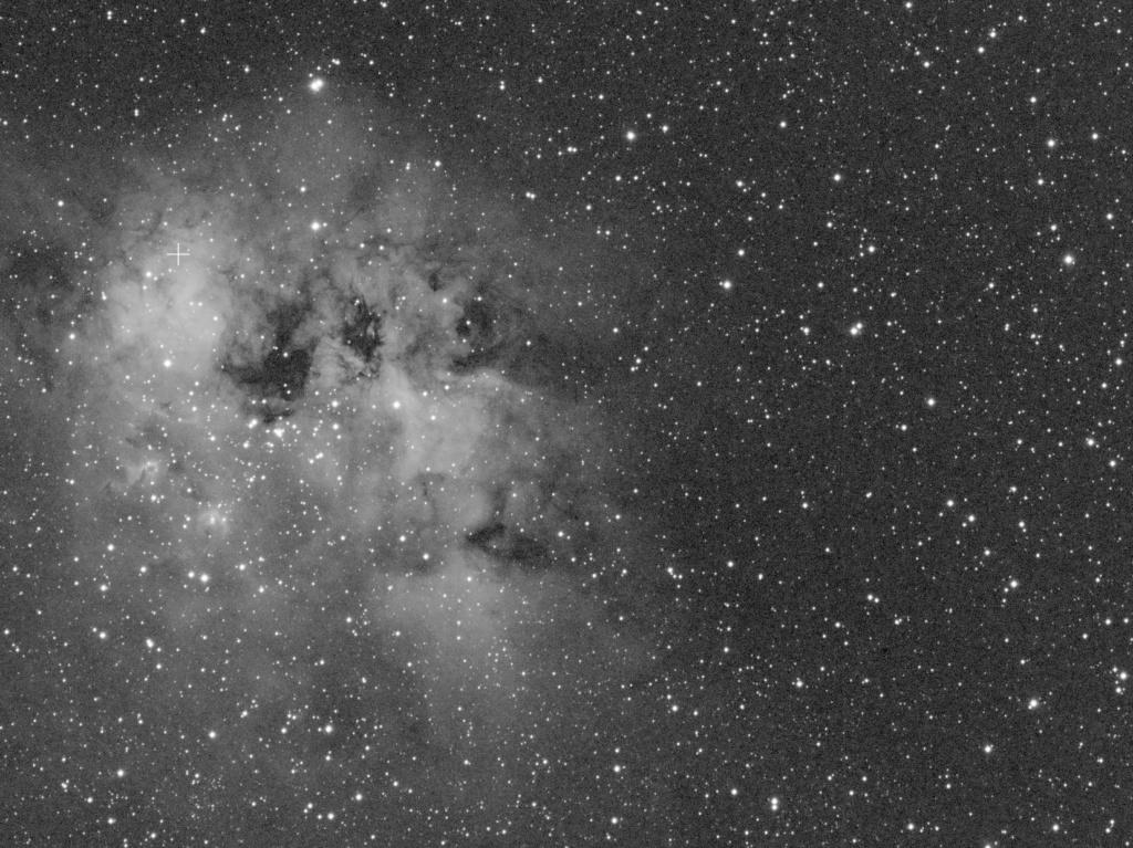 IC410 La nébuleuse des Têtards en SHO depuis Sirene 2018-011