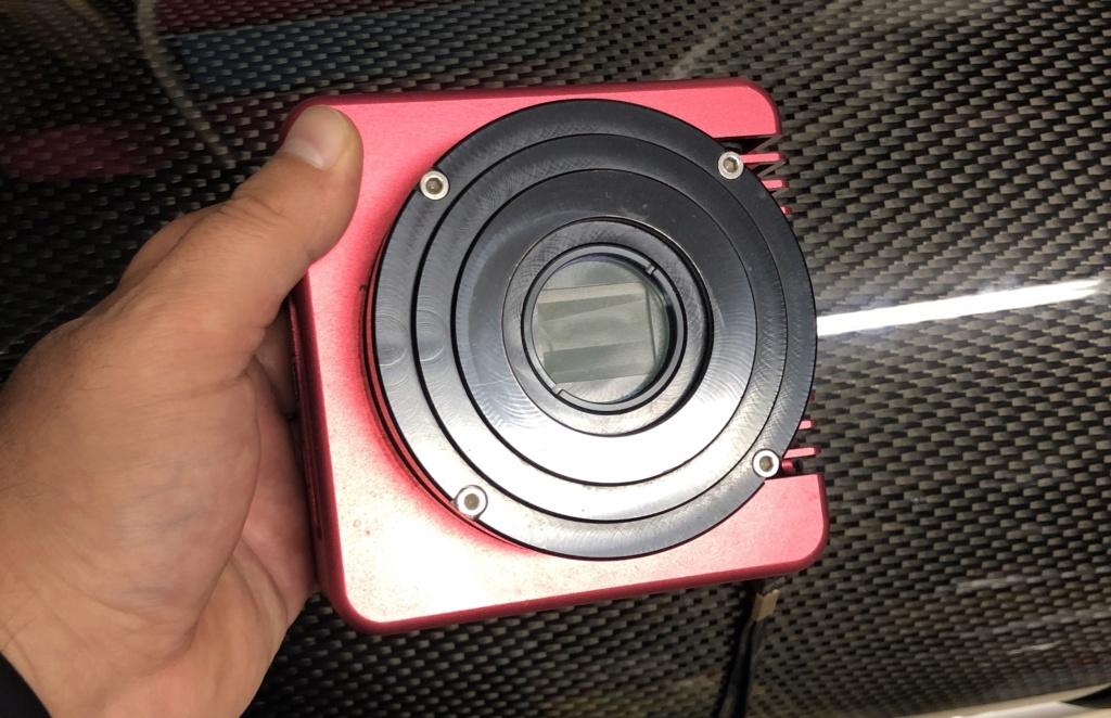 [Vendue] : Camera CCD Atik 383 L+ Monochrome Img_3611
