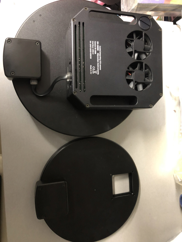 Caméra Moravian G4-16000 capteur KAF16803 + 2xRAF + Filtres LRVB Ha OIII BAISSE DE PRIX Img_3710
