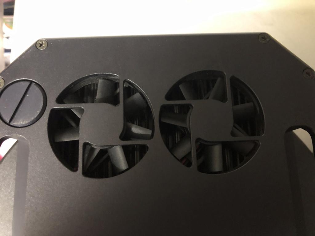 Caméra Moravian G4-16000 capteur KAF16803 + 2xRAF + Filtres LRVB Ha OIII BAISSE DE PRIX Img_3712