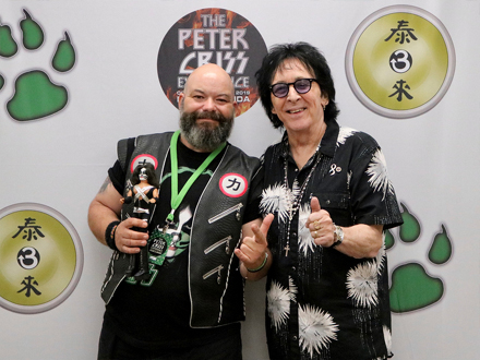 Peter  Criss News - Page 7 410