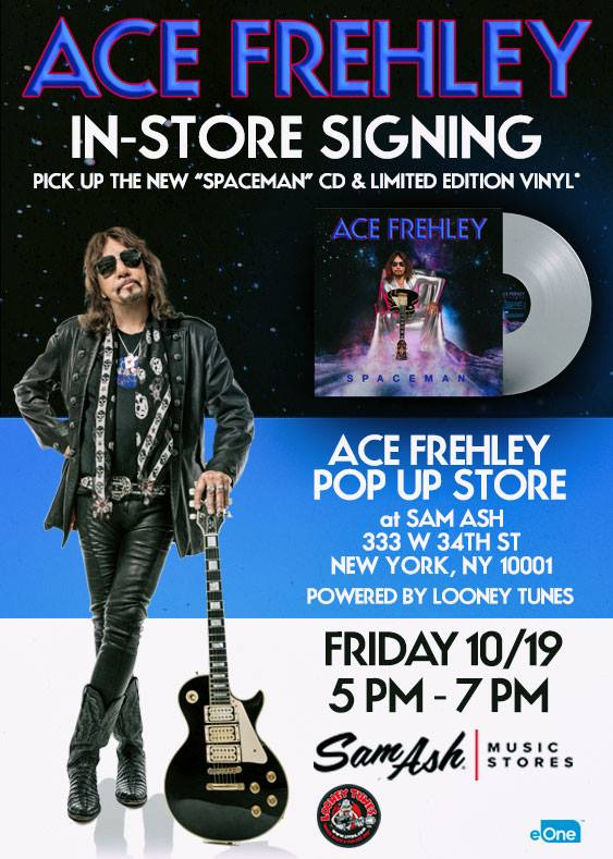 Ace Frehley News ! 43590310