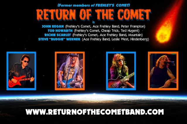 Frehley's comet Return10