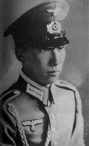 Le fruit de la coopération Sino-Germanique, la 88e Division d'Infanterie (第八十八师) Chiang10