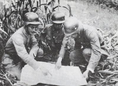 Le fruit de la coopération Sino-Germanique, la 88e Division d'Infanterie (第八十八师) Shangh10