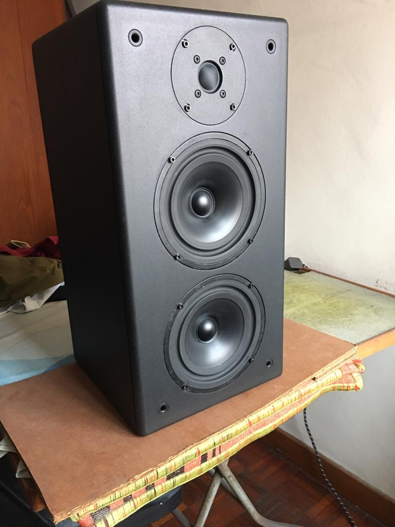 Musical Fidelity MF-40 Loudspeakers Img-2027