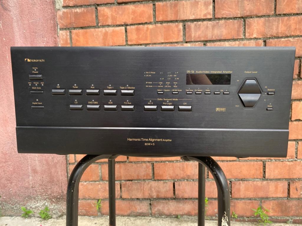 Nakamichi IA-1Z A/V Amp Nakami10