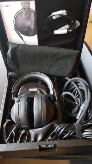 Vendo cuffia Sony MDR-Z1R come nuova 20200815