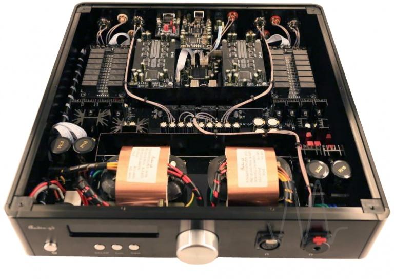 CERCO dac con amplificatore cuffia Agd_r211
