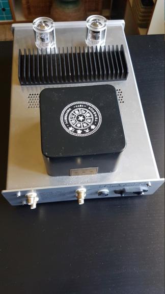Vendo Amplificatore ibrido per cuffie G&W Tsinghua T-2.6 Tsingh10