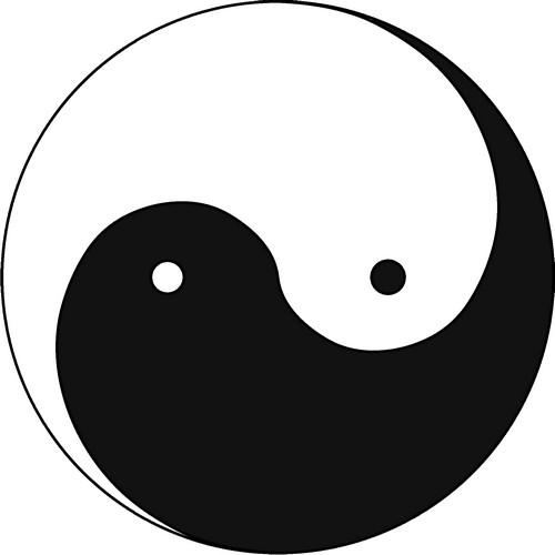 Les origines du symbole Yin Yang Yinyan10