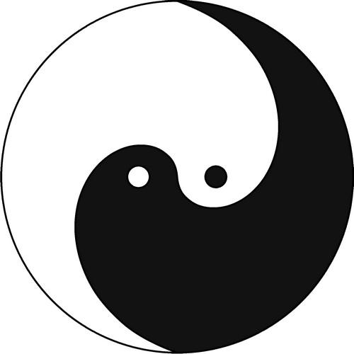 Les origines du symbole Yin Yang Yinyan11
