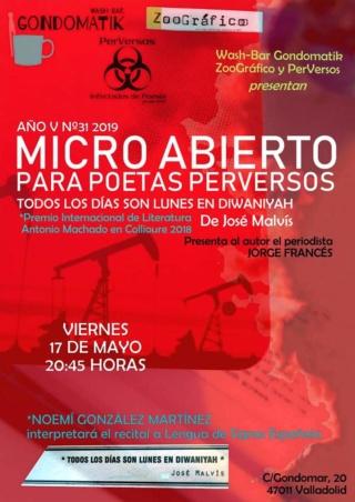 Poesía con interpretación a LSE, el viernes 17 de mayo., Valladolid Fb_img12