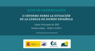 Acto presentación: II Informe sobre la situación de la LSE - 14 jun.'21 (online) Inform10