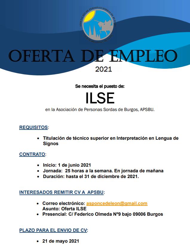 Burgos busca ILSe urgentemente. Screen13