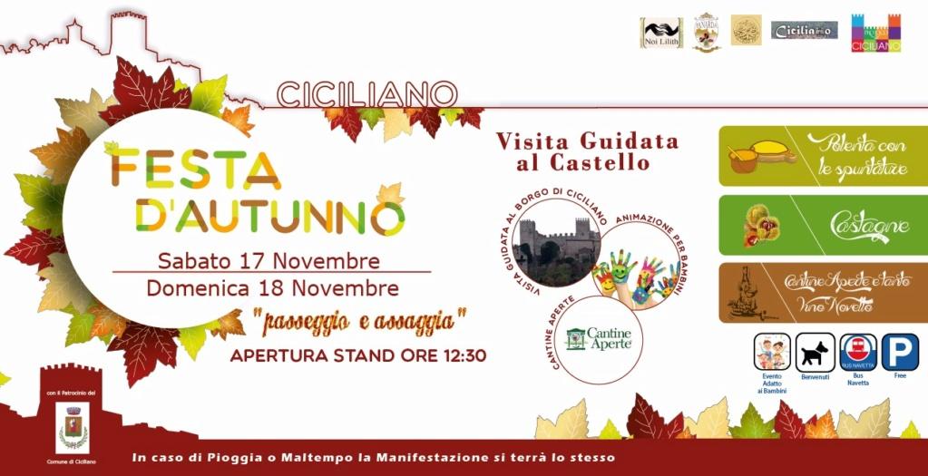 """Festa D'Autunno """" Passeggia e Assaggia"""" Img-2011"""