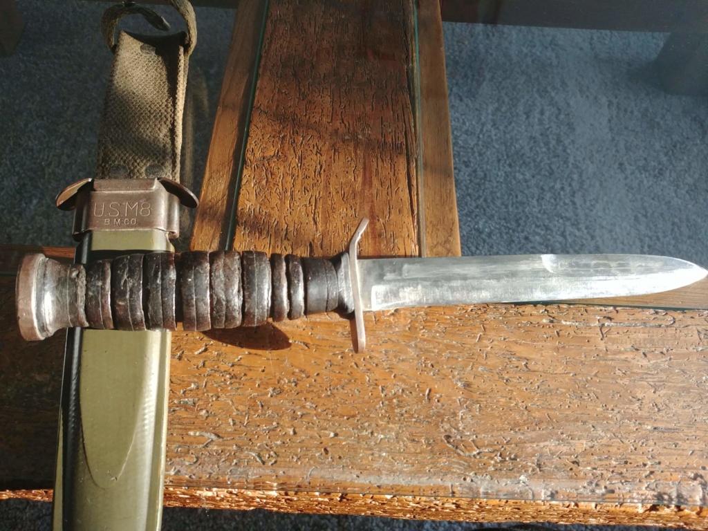 Couteau usm8 Receiv12