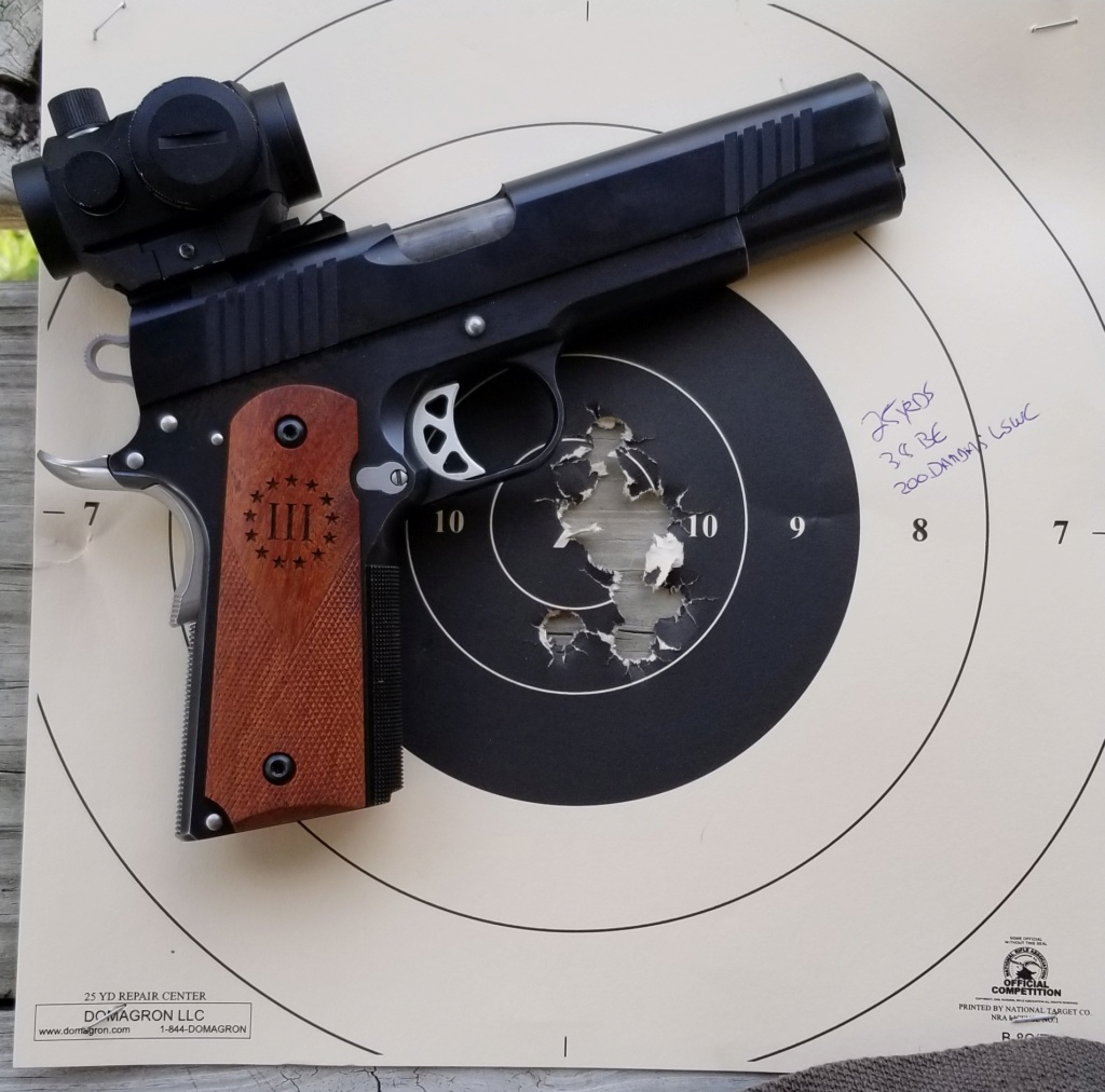 Show Me Your Bullseye Pistols - Page 10 20181210