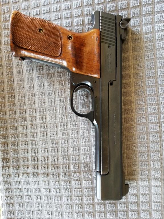 Sold: SW Model 41  20190319
