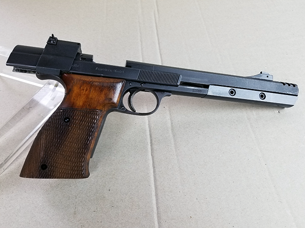 SPF: Hammerli Model 207 American (Final Price Drop) 20190614